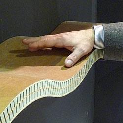 madera curvada